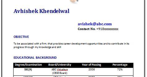 Graduate Resume Samples & Templates VisualCV